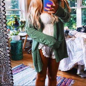Mossimo Supply Co. Sweaters - Moss Traveler Cardi 🌈